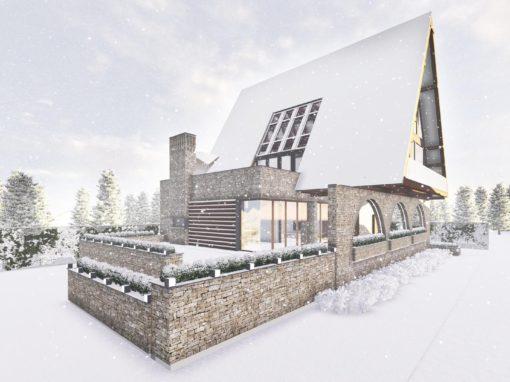 Casa la munte CB1