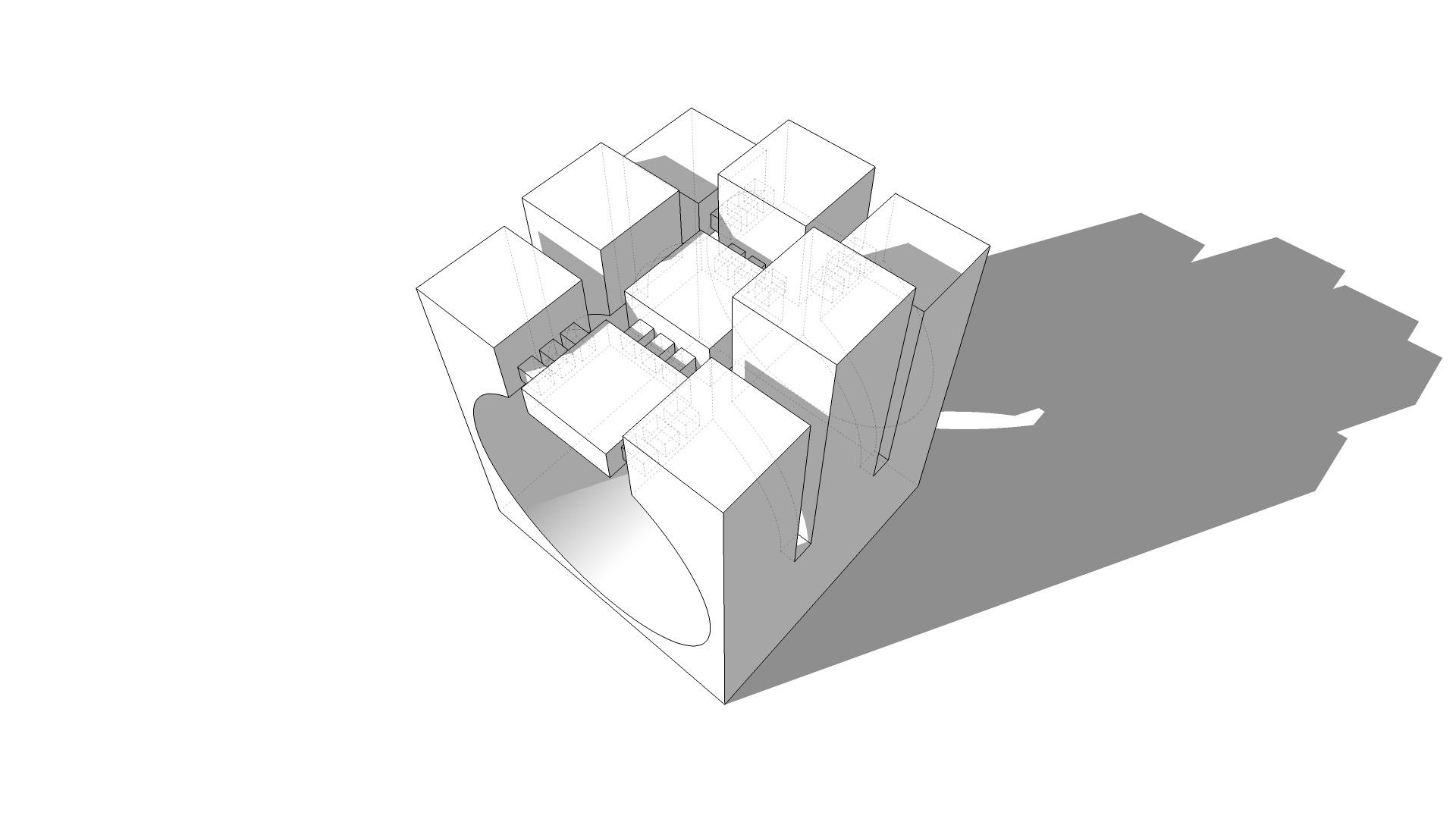 Design de Obicet - Cubescape 4