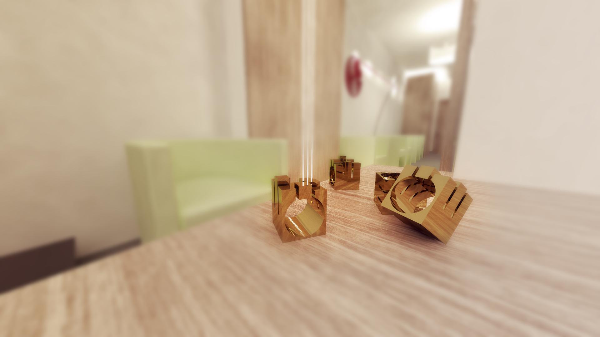 Design de Obicet - Cubescape 1