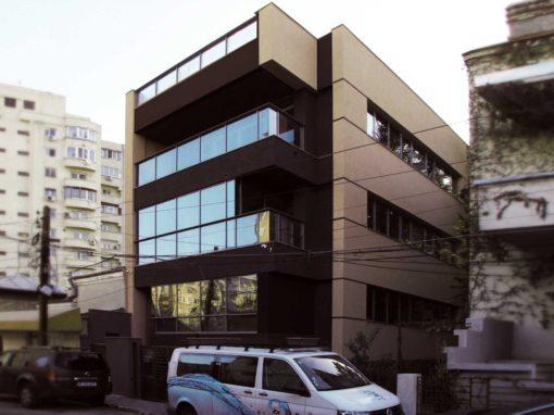 Birou și locuință V20