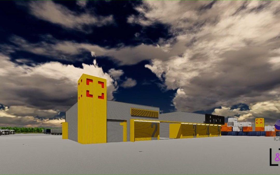 Arhitectură industrială