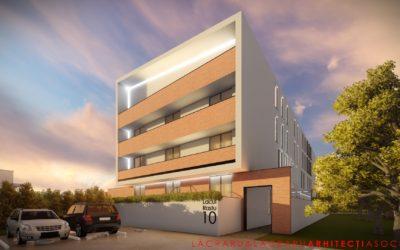 Imobil rezidențial fără terasă…